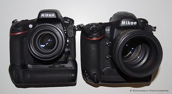 Nikon D4 vs D800 with 85 mm 1.4G and 50 mm 1.4G-d4vsd800front2.jpg