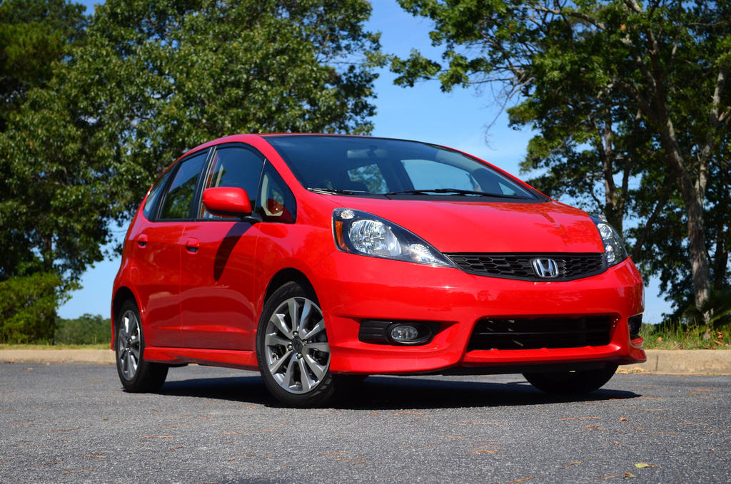 Image Result For Honda Fit Car And Drivera