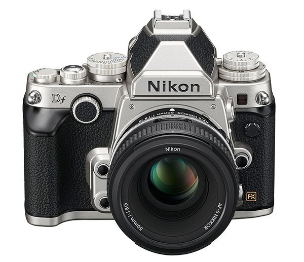 This Retro Nikon DF They're Talking About-nikon-df-silver-front.jpg