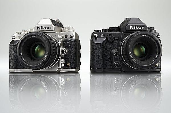 This Retro Nikon DF They're Talking About-nikon-df-blakc-silver.jpg