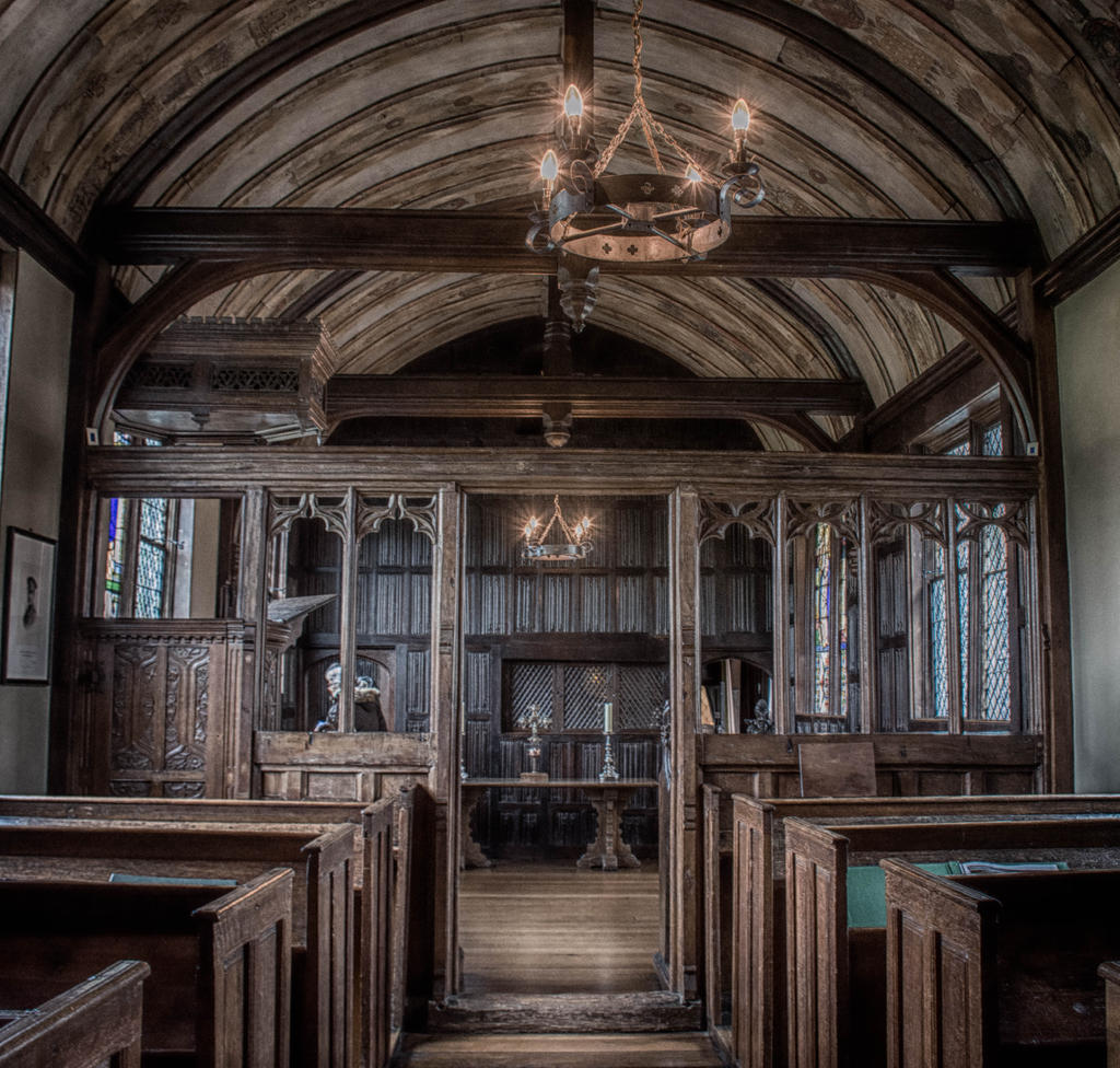 How about posting your HDR images?-ightham-chapel.jpg