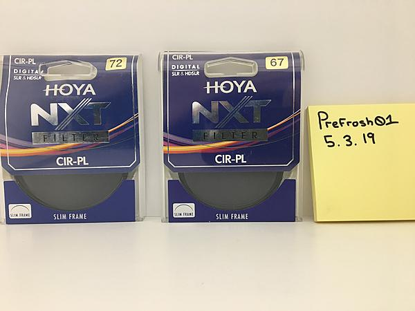 SOLD! Hoya NXT CPL Filters 67mm & 72mm-img_7732.jpg