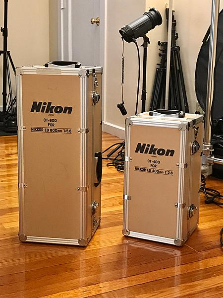 Nikon Nikkor 400mm f2.8 and 800mm f5.6 AIS ... a modern view ( w Nikon D800 and D850)-400and800cases.jpg