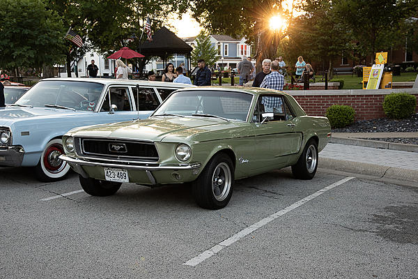 Weekly Challenge June 19 - 25: Cars - Showing the entire car-andrew-visit-6462.jpg
