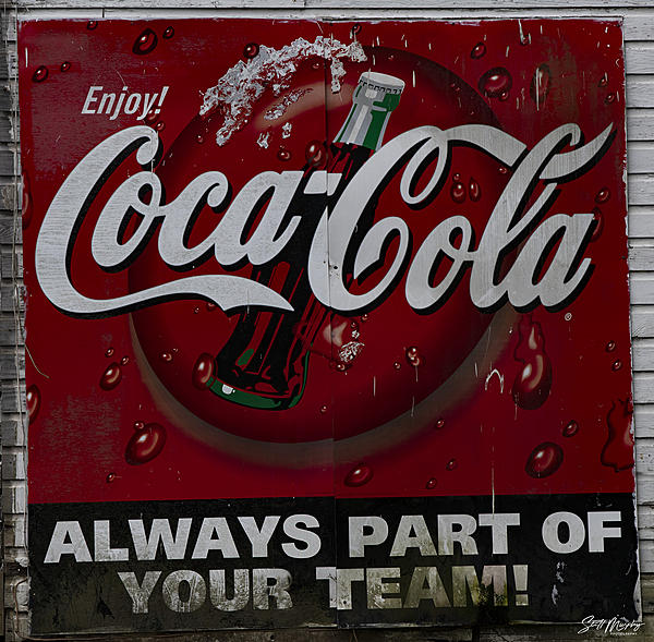 Weekly Challenge July 29 -Aug. 5: Sign-coke-sign.jpg