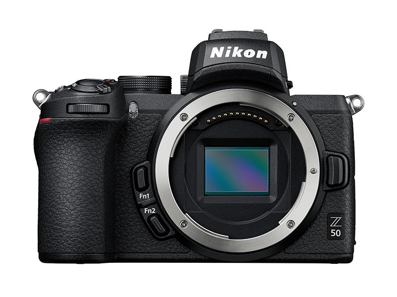 Nikon Z50 mirrorless APS-C camera and two lenses (16-55mm and 50-250mm) to be announc-z_50-1-.jpg