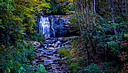 Hidden Falls by Alan A in Member Albums
