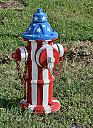 Fire Hydrant by Marilynne in Landscape