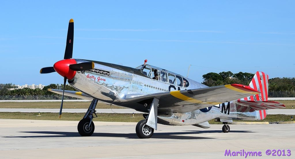 P51 Mustang by Marilynne in Transportation