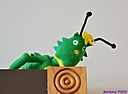 Unknown Bug by Marilynne in Critters