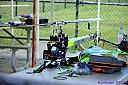 R/C Helicopters by Marilynne