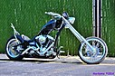 Motorcycle by Marilynne