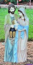 Jesus Mary and Joseph by Marilynne in Stuff
