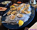 Clams on the half shell by Marilynne in Food