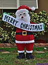 Christmas Decor by Marilynne in Landscape