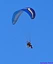 People Paraglider by Marilynne