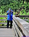 Photographer People by Marilynne