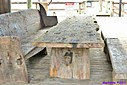 Driftwood Table by Marilynne in Landscape