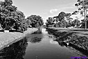 Canal by Marilynne in B/W
