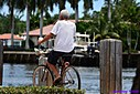 Bicycle Rider by Marilynne