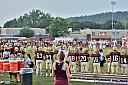 Football Game by Marilynne
