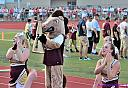 Cheerleaders Mascot by Marilynne in People I don't know