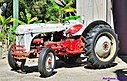 Ford Tractor by Marilynne in Transportation