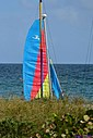 Hobie Cat by Marilynne in Transportation