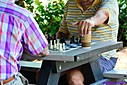 Chess Players by Marilynne in People I don't know