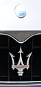 Maserati Emblem by Marilynne in Stuff