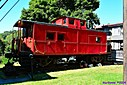 Caboose by Marilynne