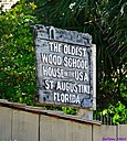 Oldest Schoolhouse in the USA by Marilynne in Landscape