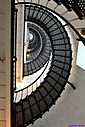 St. Augustine Lighthouse Stairway by Marilynne in Landscape
