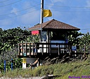 Life Guard Station by Marilynne in Landscape