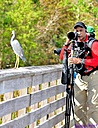 Photographer People Heron by Marilynne in People I don't know