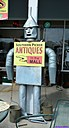 Antique Store Tin Man by Marilynne in Stuff