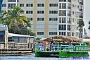 Old Key Lime House Tiki Boat by Marilynne in Transportation