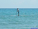 Paddleboarder by Marilynne in People I don't know