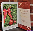 Christmas Cards by Marilynne in Stuff