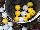 Garbage and Golf Balls by Marilynne in Stuff