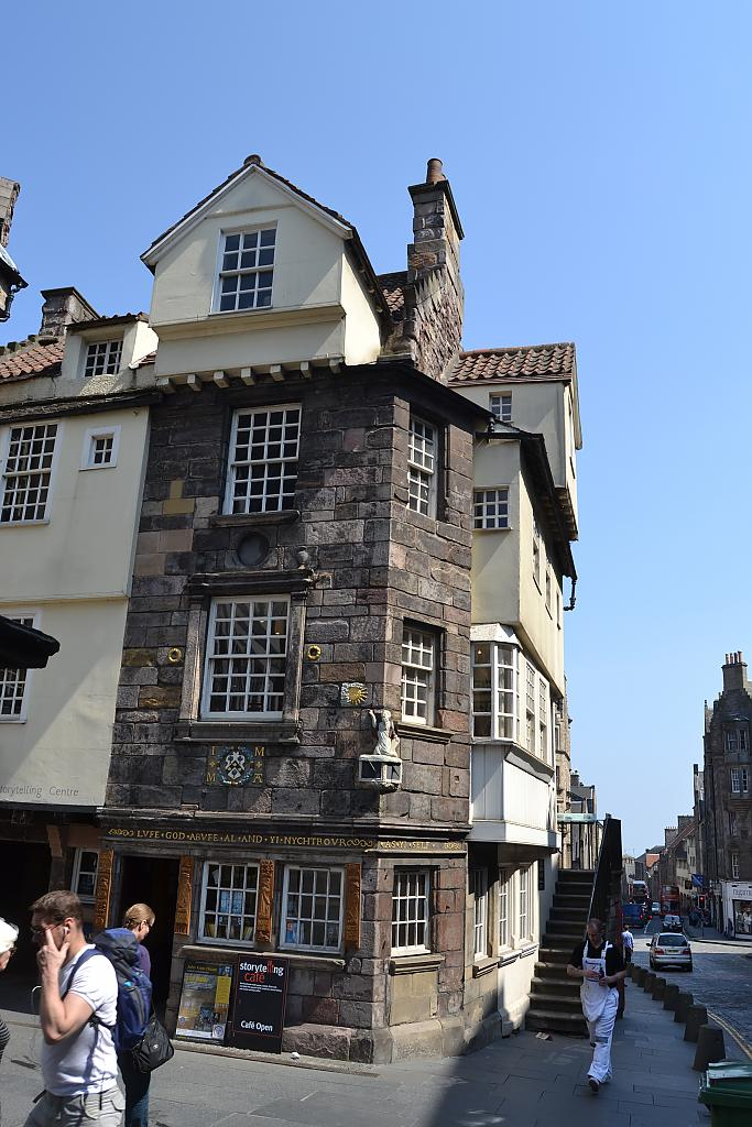 John Knox's House by Raymie in Member Albums