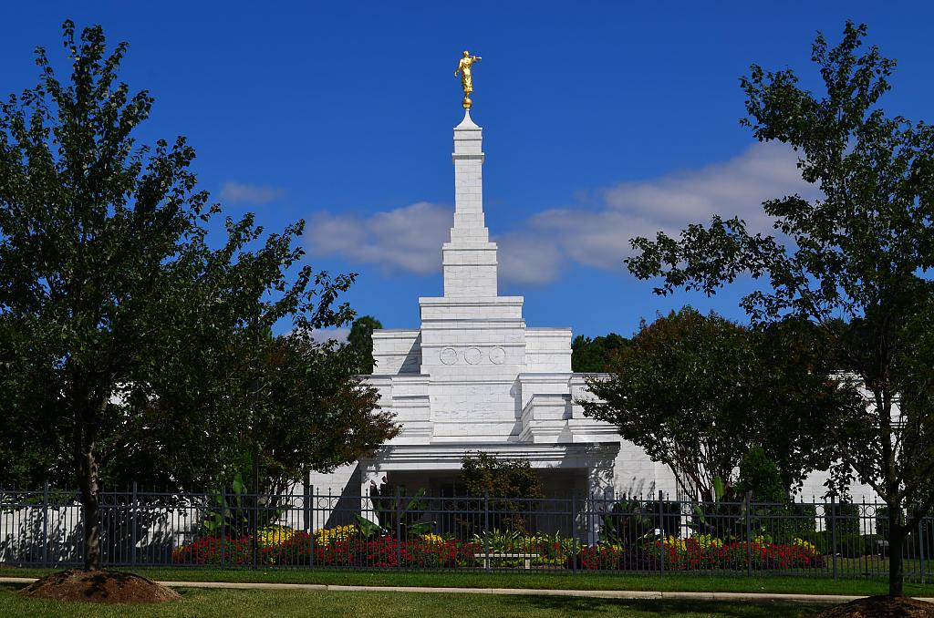 Raleigh LDS Temple by PapaRoe in Member Albums