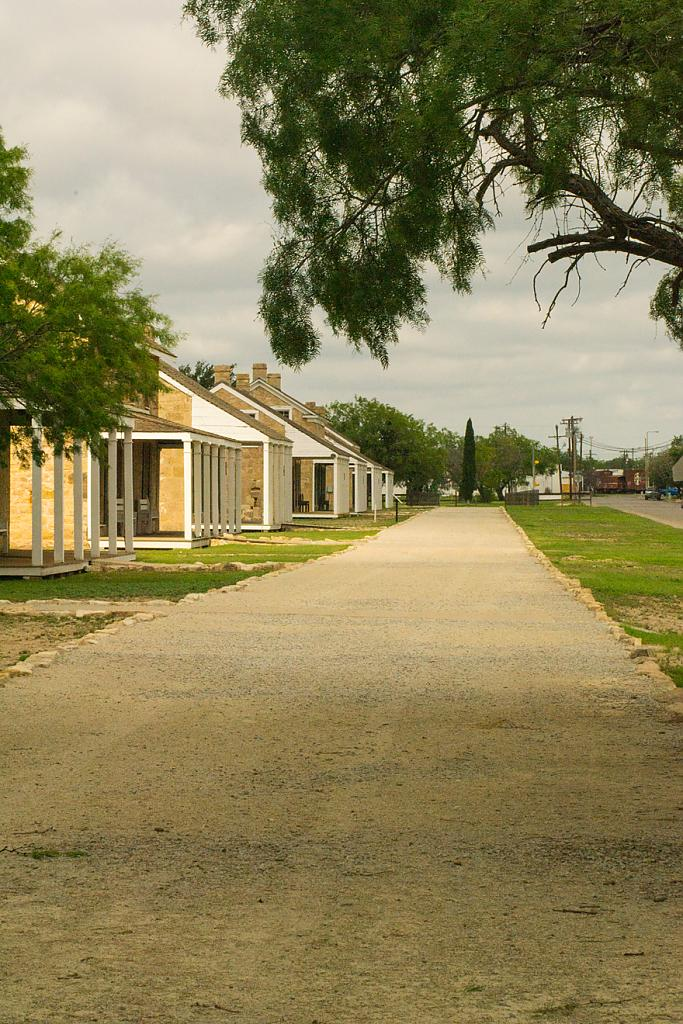Officers quarters Ft Concho by lensgrabber in Member Albums