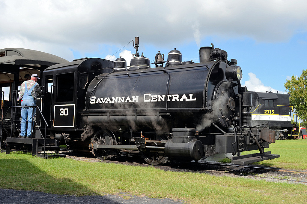 Savannah Central No. 30 by Sandpatch in Member Albums