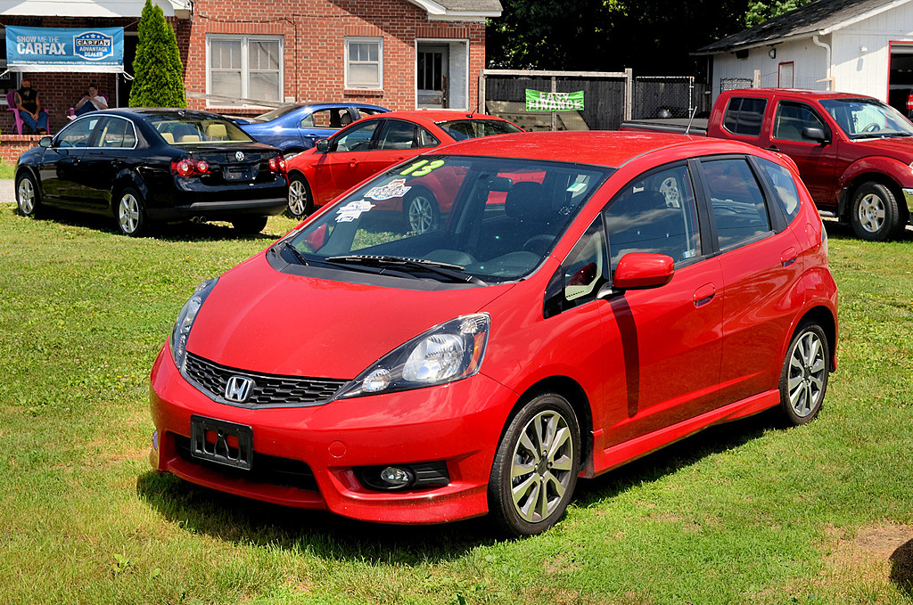 Honda Fit Sport 2013 by Sandpatch in Member Albums