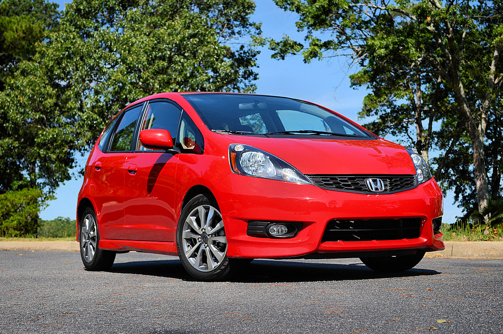 Honda Fit Sport 2013 - 2 by Sandpatch in Member Albums