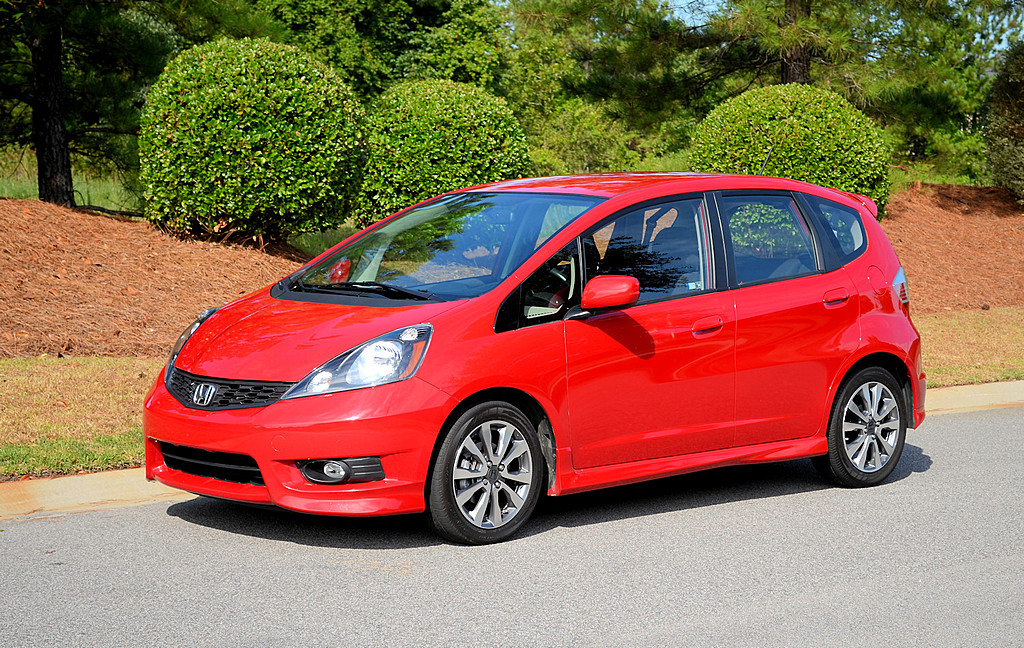 Honda Fit Sport 2013 - 3 by Sandpatch in Member Albums