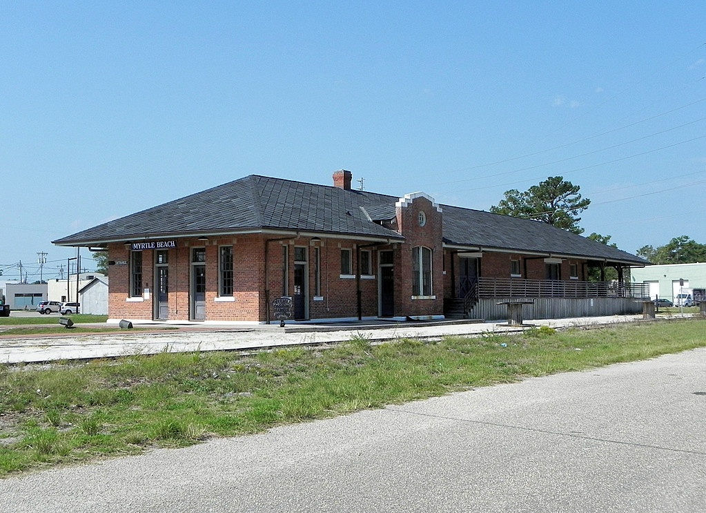 Myrtle Beach Depot by Sandpatch in Member Albums