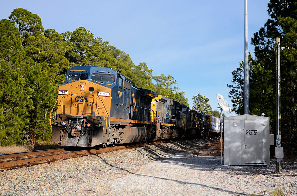 CSX at Pontiac, SC by Sandpatch in Member Albums