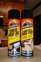 Tire Shine vs Upholstery Cleaner by Sandpatch in Member Albums